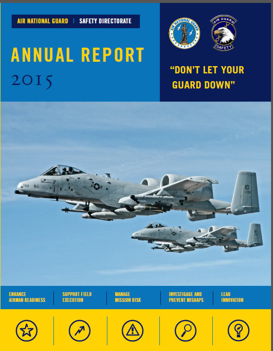 Air National Guard Annual Report
