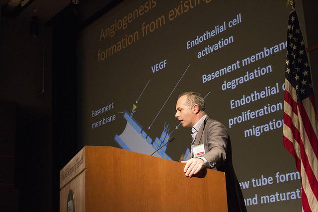 Speaker at the NHLBI/NIDDK 2016 Mitochondrial Biology Symposium at NIH