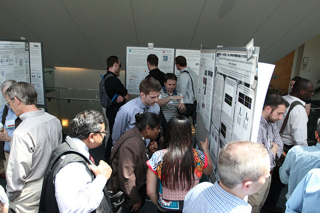 Poster presentation at the NHLBI/NIDDK 2016 Mitochondrial Biology Symposium at NIH