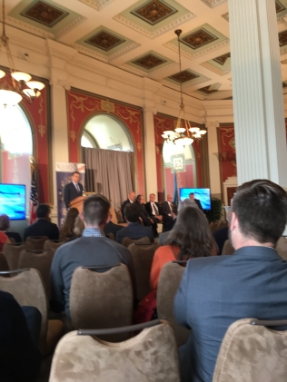 Keynote Speaker Jake Tapper of CNN at the Post-Traumatic Stress Disorder and Veterans Treatment Courts Panel Discussion